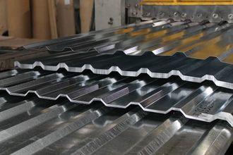Поставляем металлопрофиль для забора и сайдинг со склада производителя в Краснодаре